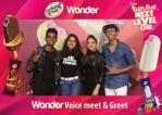 'Wonder Voice Teens Meet-up'