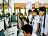 Better communication facilities for Lankagama village