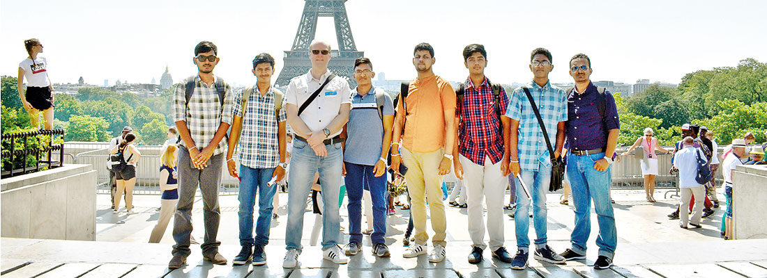 Obtain a Scholarship for AIC Campus Study Abroad programmes