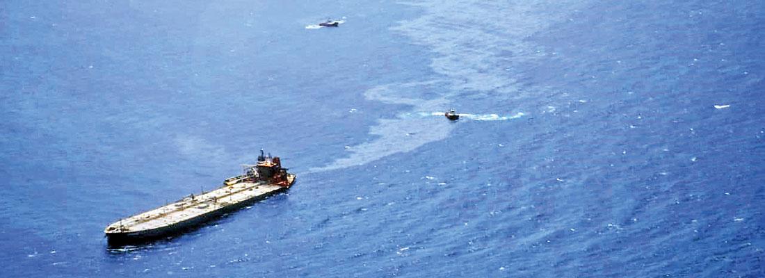 Sri Lanka still in murky waters over  MT New Diamond