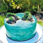 Dunali's much-shared Island cake