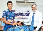 WPCA felicitates Under-15 regional champs Colombo North