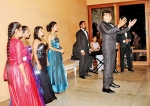 Evening of opera at Mirissa Hills