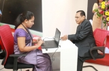 People's Bank, first state bank to accept  fingerprints for  pensioner verification