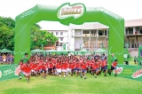 Sports Ministry and Milo conduct World Children's Day programme
