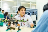 Obtain prestigious Japanese Engineering Degree at Kyoto University of Advanced Science
