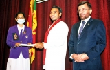 High achieving A/L students receive scholarships