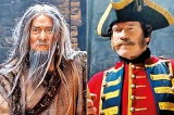 Jackie Chan and  Arnold Schwarzenegger  face off in 'Iron Mask'