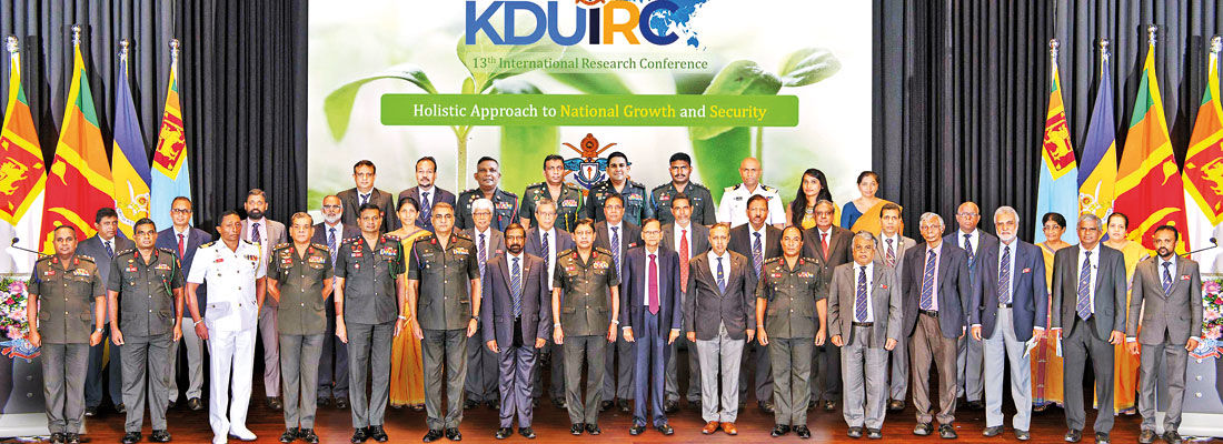 International Research Conference 2020 Successfully launched