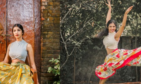 Giving new life  to those old  familiar sarees