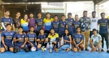 Imperial College of Business Studies win Champions League Futsal title