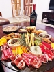 The dude with food:Gastronomic delights with a homely touch