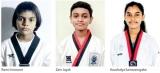 St. Peter's Negombo Branch  students shine in taekwondo
