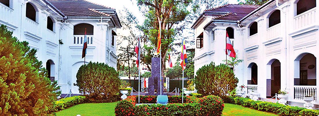 The 'new kid' who soon stood tall Nalanda College- 95th anniversary