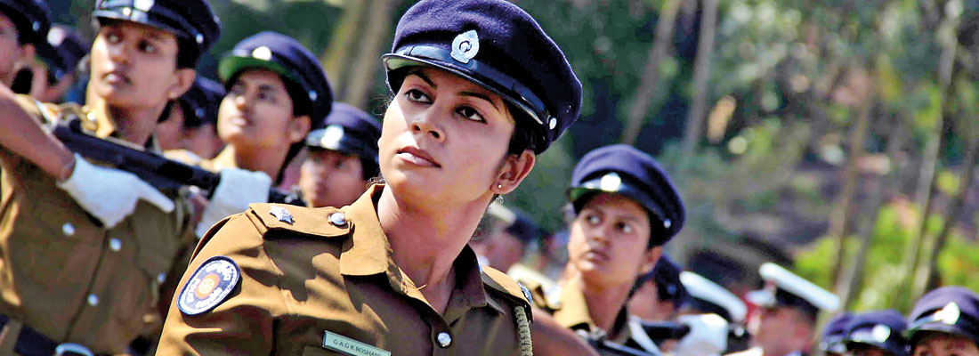 Male dominance in Police Department robs women the chance of getting top positions