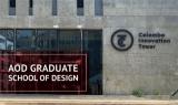 AOD launches Graduate School of Design in Partnership with De Montfort University UK