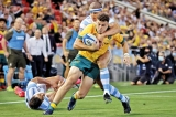 Argentina fight back to earn draw against Australia
