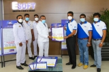ESOFT Metro Campus launches CSR project to help prevent the COVID-19 pandemic