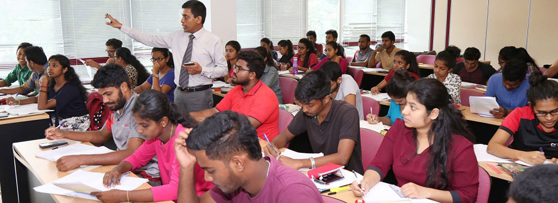 CA Sri Lanka's BSc. Degree Graduates can fast-track their way to become Chartered Accountants by completing only the final level