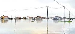 Floods in the aftermath of tropical Cyclone Burevi