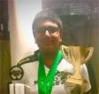 Teenager Calvin wins Speed Runs E-racing title