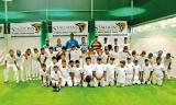 Stallion Sports hold cricket coaching camp in Matara