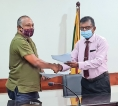 Life insurance for 2500 employees of the Wildlife Department facilitated by WNPS