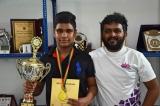 Chess prodigy Susal de Silva dreams of becoming a Grand Master