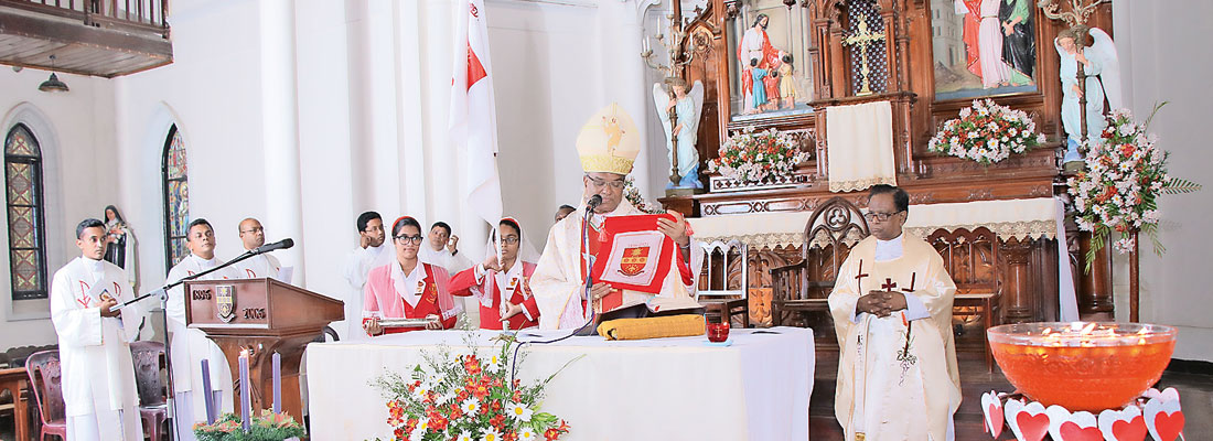 Stepping onto Quasquicentennial with Glory and Grandeur Sacred Heart Convent – Galle