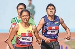 Sri Lankan trio in  cusp of 800m glory
