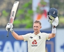Sri Lanka fight back but England firmly in control