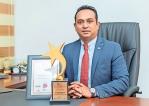 Pradeep Edward wins CEO of the Year Award