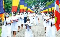 Kandy Mahamaya Girl's College celebrates 89 years