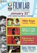 Master Film Festival on January 22
