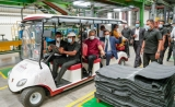 New Sri Lankan tyre factory opens