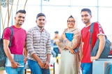 An unmissable event for students in Sri Lanka
