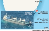 Cement carrier runs aground on Little Basses Reef; Navy, SLAF teams rush to the spot