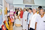 Hindu Ladies College student honoured with award at Chennai art exhibition