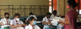 Fears of virus spreading among students; few turn up in class