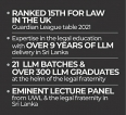 ANC Education brings the best of University of West London through world class LLM programme