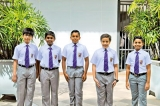 World Class Maths results at the British School in Colombo