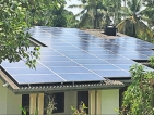 Solar roof performance in Sri Lanka and benefits to society