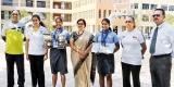 Gateway's Savini and  Ruvi win National  Tennis Championships