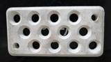 Royal Fernwood Porcelain manufactures heat insulator for Rakon New Zealand