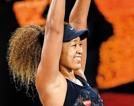 Osaka rises to No.2 after Australian Open triumph