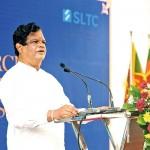 Dr. Bandula Gunawardena - Guest of Honour speaking at the occasion