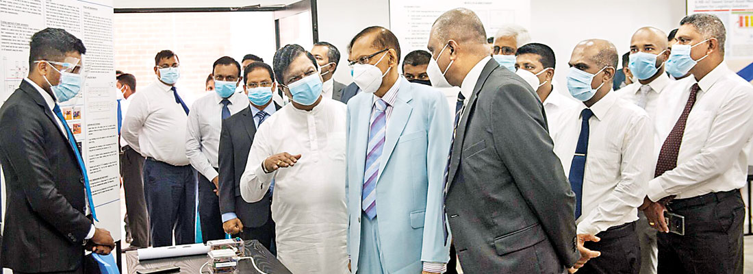 Sri Lanka Technological Campus launches country's first extensive Research Complex