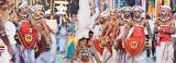Nawam Perahera lights up Gangaramaya