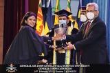 General Convocation of General Sir John Kotelawala Defence University 2020