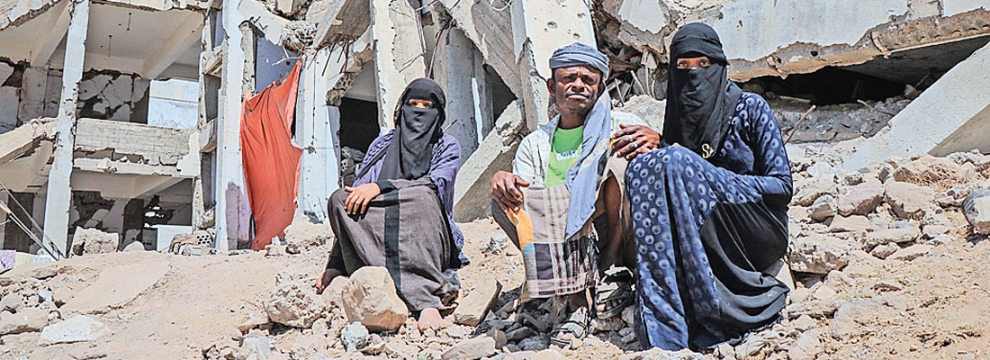 Arms suppliers escape blame for the 'world's worst humanitarian disaster in Yemen